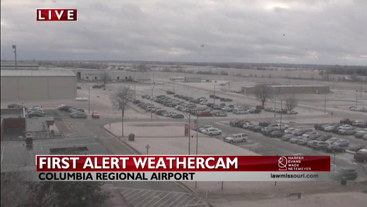 Columbia airport cancellations