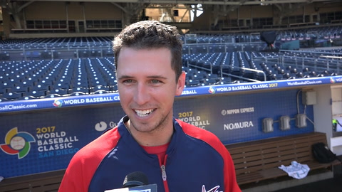 Buster Posey & Luke Gregerson discuss importance of the WBC