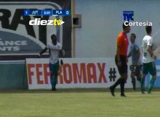 Juticalpa humilló 5-1 al Platense en el Juan Ramón Brevé