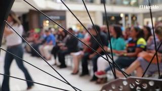 EL HERALDO lanzó VII Vuelta Ciclística de Tegucigalpa