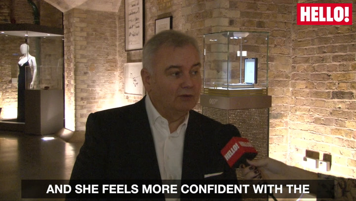 Eamonn Holmes talks to HELLO! about Ruth\'s Strictly Come Dancing journey