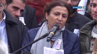 Tahir Elçi'nin eşi Türkan Elçi: Bugün yurt dışına çıkış yasağın kalktı