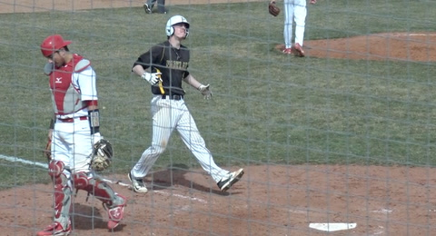Lincoln Land Vs Parkland Baseball