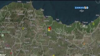 Tokat'ta 5.1 şiddetinde deprem