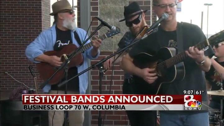 Roots N Blues N BBQ Festival announces lineup