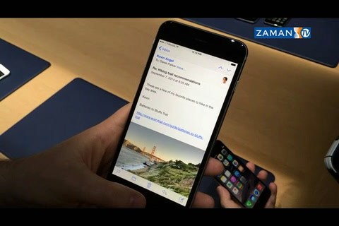 iPhone 6 Plus'ın kullanım özellikleri