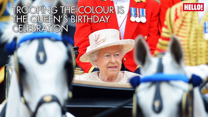 A guide to Trooping the Colour