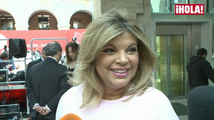 Terelu Campos desvela cómo se encuentra Rocío Carrasco