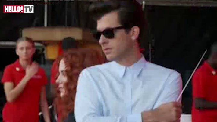 Newlywed Mark Ronson joins forces with Coca Cola to unveil its London 2012 Move To The Beat Campaign