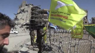 El grupo Yihadista pierde control de Raqa, su