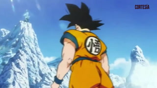 Tráiler de la Nueva película de Dragon Ball Super