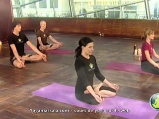 Cours de yoga Yoga Massala