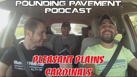Pleasant Plains Pounding Pavement Podcast