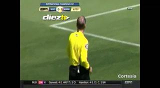 ¡GOOOOOLLL DEL REAL MADRID! Casemiro anota el 1-1 ante Manchester United