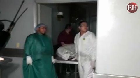 Entregan restos de Hilda Hernández en morgue capitalina