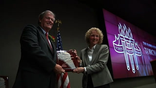 Faculty honor FSU's top torchbearers