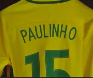 Este fue el recorrido de Brasil durante la goleada 4-1 a Uruguay.