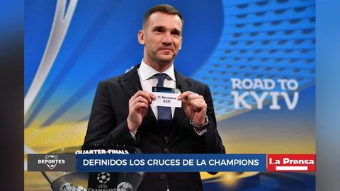 Noticiero La Prensa Televisión - Deportes