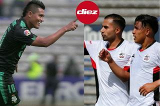 Lobos Buap está venciendo al Santos con Chirinos como titular