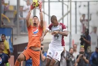 Motagua empata 2-2 con Saprissa en amistoso disputado en San José