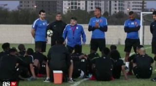 La charla emotiva de Diego Maradona para contagiar a sus jugadores