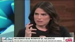 Así reveló Karla Souza la violación de un director de cine mexicano