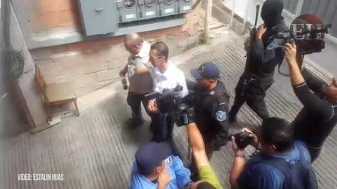 Auto de formal procesamiento y prisión preventiva para Saúl Escobar