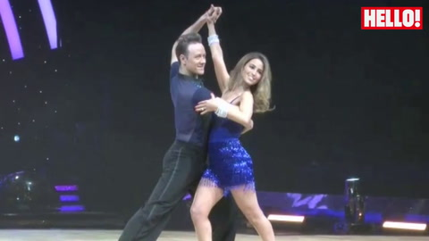 Rachel Stevens \'excited\' about Strictly Come Dancing tour