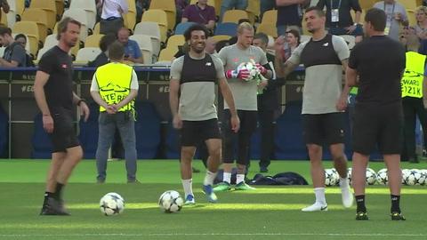 Tabárez: si juega Salah, Uruguay tomará precauciones
