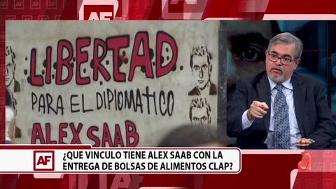 ¿Qué vinculo tiene Alex Saab con la entrega de bolsas de alimentos Clap?