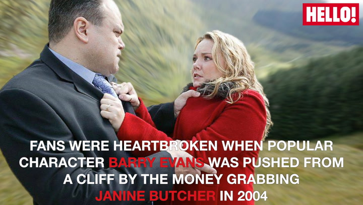 The Most Shocking Moments from UK Soaps