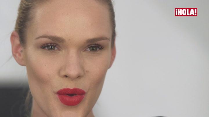 Un maquillaje fácil y de plena tendencia ¡en tan solo 4 pasos!