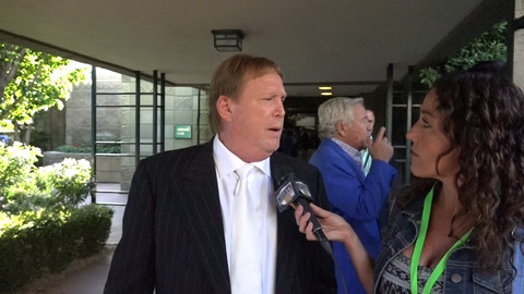 Mark Davis On Team Moving To Vegas and His Message To Raider Fans