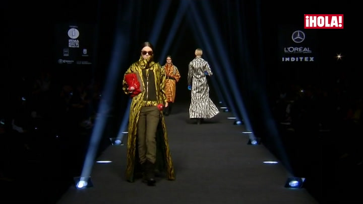 Fashion Week Madrid otoño-invierno 2017-2018: Alvarno