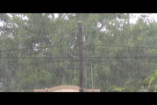 Vuelve a llover en Reynosa