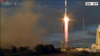 Despega el satélite medioambiental Sentinel-1B