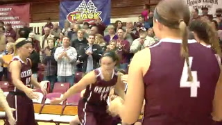 College of the Ozarks women 73, Cumberlands 45.mp4