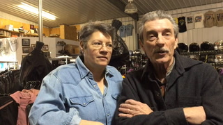 Tiff and Chuck Koshoil