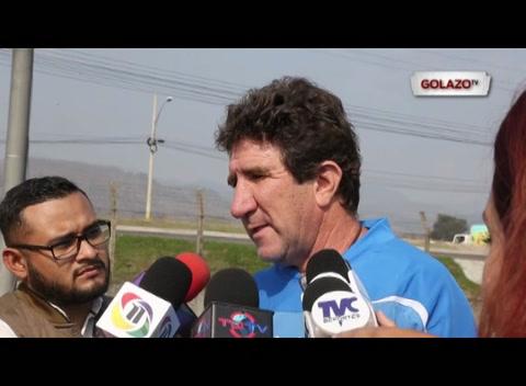 Héctor Vargas analiza la situaión de la liga