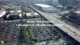 I-45 Expansion Will Reshape Houston's EaDo