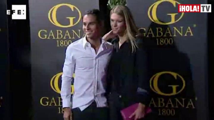 Julio Iglesias Jr. y Charisse Verhaert celebran su despedida de solteros