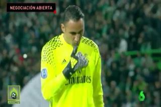 Medios españoles consideran que Keylor Navas continuará en el Real Madrid