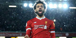 ¡Zurda educada! Salah abre el marcador con esta joya de gol en el Livepool vs Roma