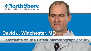 Dr. Winchester discusses the latest findings from the study published in the British Journal of Medicine.