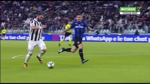 Juventus  2 - 0 Atalanta (Liga Italiana)
