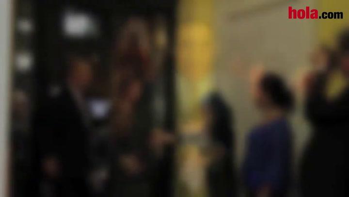 Mario Testino inauguró en Nueva York \'Alta Moda\', con la Reina como invitada de honor