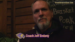 Embrey on Seeing Trigg in District Tourney
