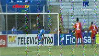 ¡GOOOL DEL VIDA! Osorio anota el empate 1-1 ante el Olimpia