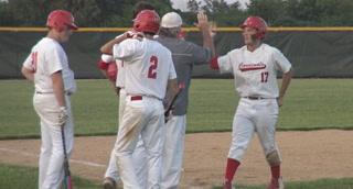 Williamsville vs Plains Sectional Baseball