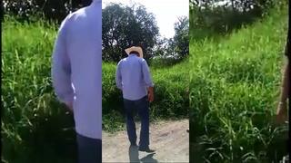 Video muestra cuando sicarios de El Rojo extorsionan al alcalde Mazatepec, México